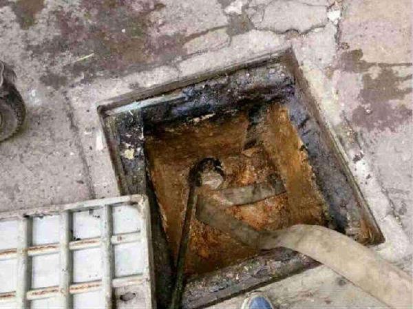 上海嘉定区清洗隔油池