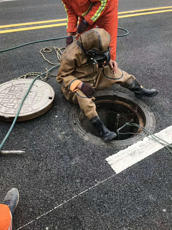 上海專業潛水打撈施工步驟