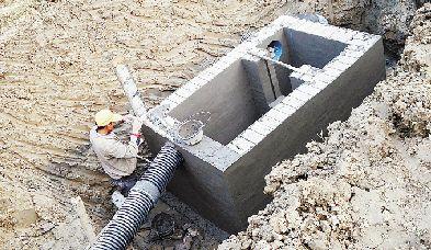 上海污水檢測井操作要點需要注意哪些