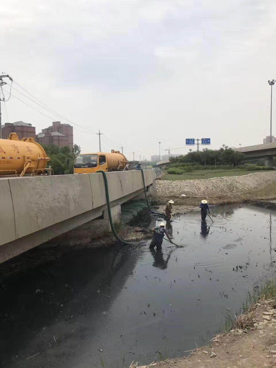 上海排水管網清淤養護