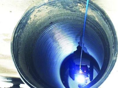 上海松江管道UV光固化修復
