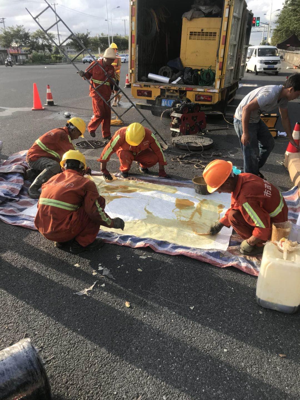 上海管道CIPP非開挖修復施工