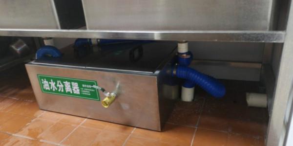 上海企業食堂油水分離器上門安裝
