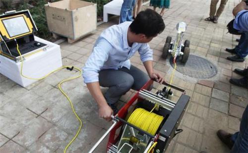 上海管道CCTV檢測修復