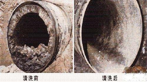 上海松江管道清洗一般造價在多少錢1米