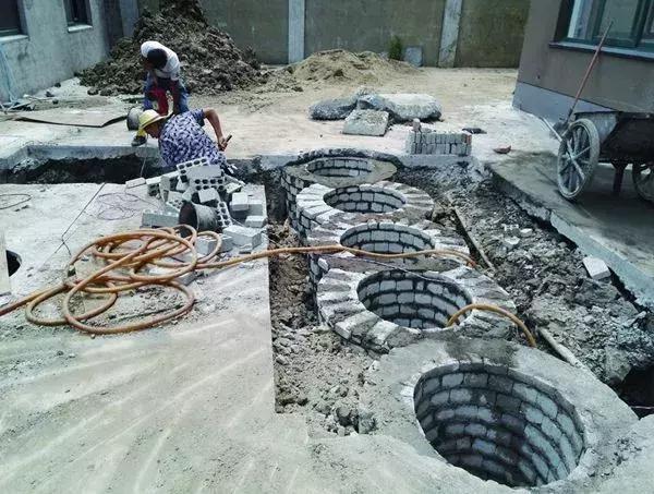 上海市政檢測井改造工程