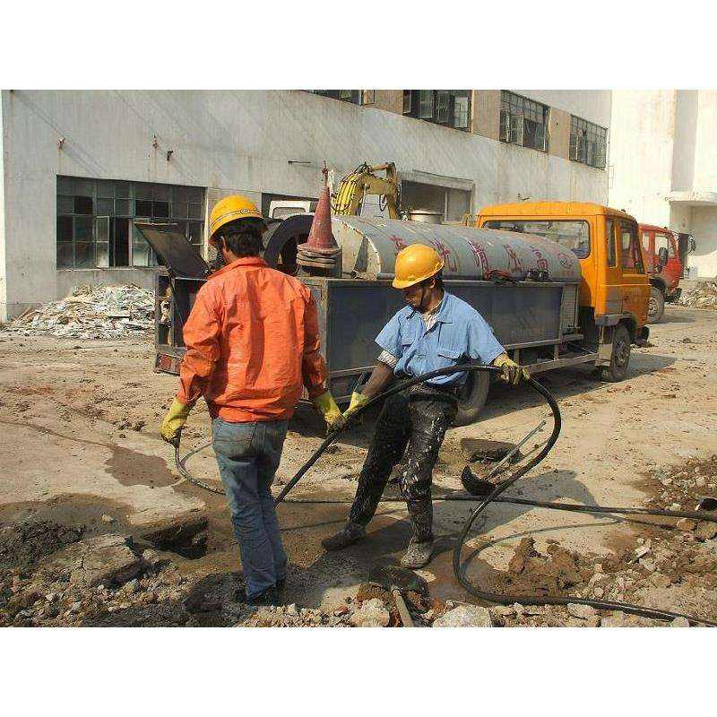 上海廢水管道清洗-上海園區管道清淤排放