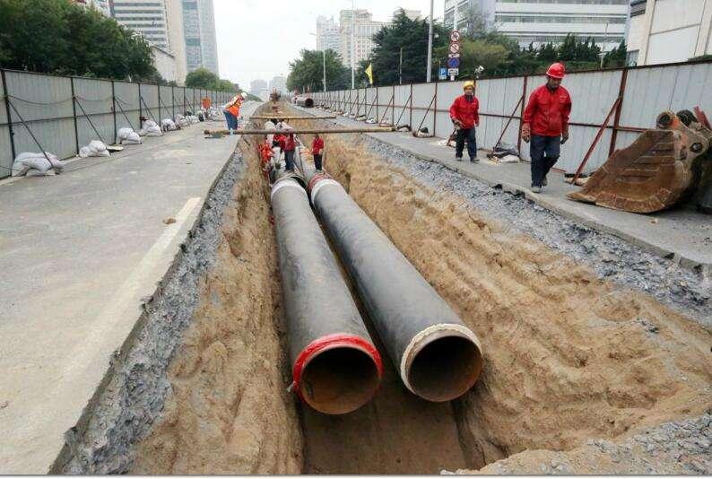 上海管道非开挖清淤工程