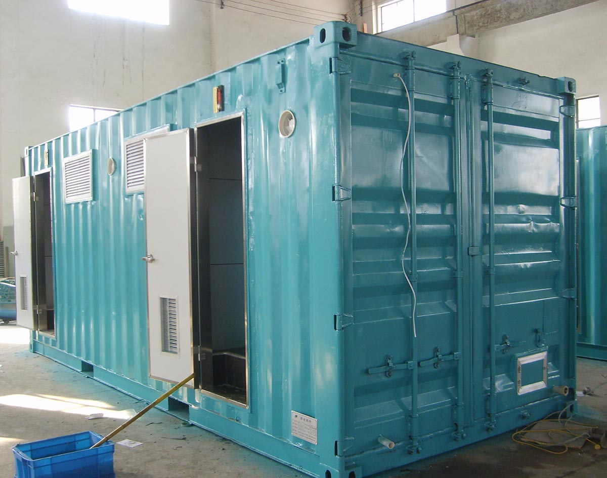 上海環保移動廁所專業私人定制