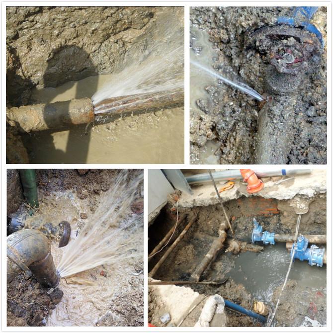 上海工業管道檢測漏水查漏