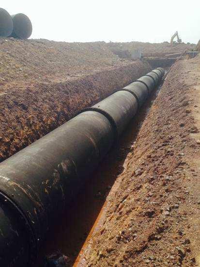 上海市政污水管道維修改造-上海管道漏水檢測