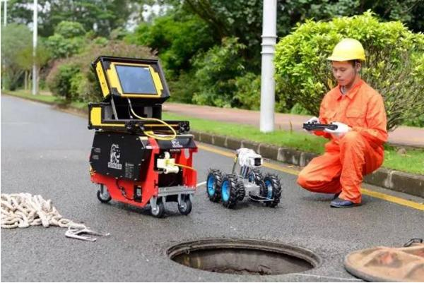 上海QV排水管道檢測技術