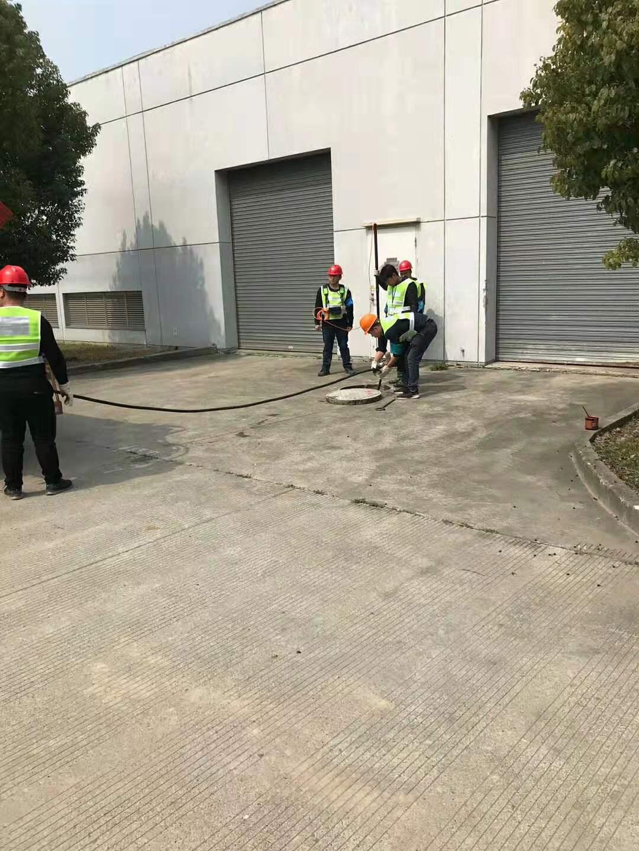 上海污水管道QV檢測