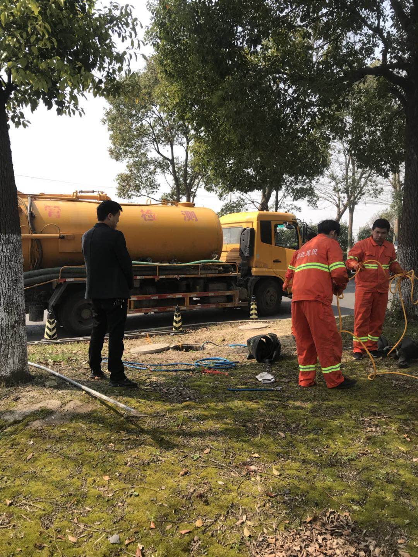 上海嘉定箱渠方涵清理-上海嘉定市政管道排水養護