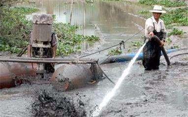 上海淤泥清理專業技術公司