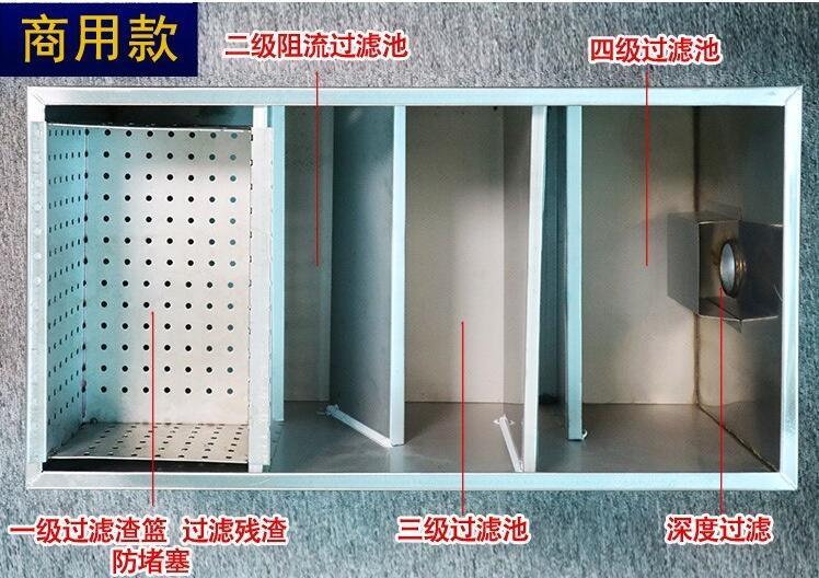 上海油水分離器與隔油池清理的差異有哪些?