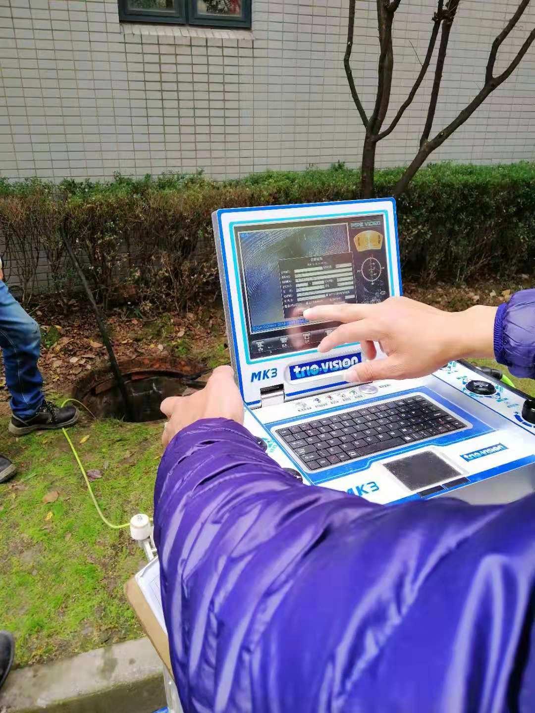 上海管道CCTV检测的方法有哪几种