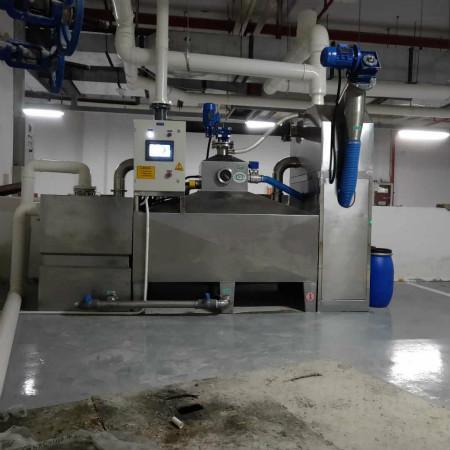 上海浦東工業全自動油水分離器安裝